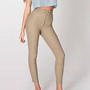 Pants - American apparel riding pants